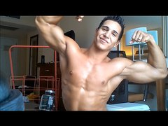 Athletic muscle - video 697