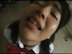 School girl runny stomach