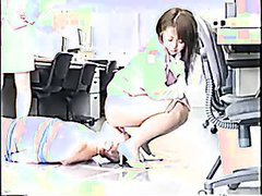 Japanese Toilet Slave - video 10