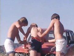 VINTAGE - SURFER BLUE (1983)