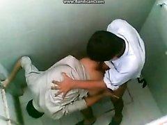 dominant bath room fucker