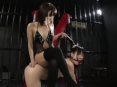 asian femdom - video 16