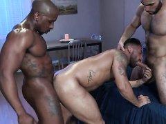 Big Dick Threesome