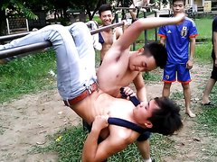 asian gutpunching 5