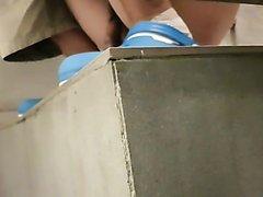 toilet spy - video 164