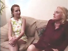 older with teen make lesbian