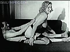 Marilyn Monroe vintage stag film