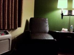 candiecane cheap hotel chair pee