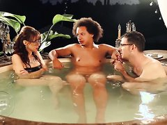 Eric Andre Pisses on a Couple