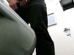 PISS SPY 30- Meaty uncut cock