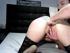 He Goes After Her Holes part 2
