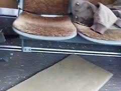 Poop on the bus