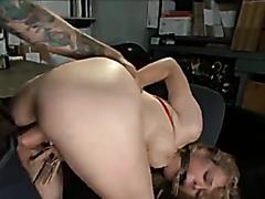 Slut gets used like a sex doll