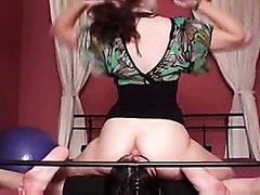 Ass licking Slave Deep Tongues Mistress