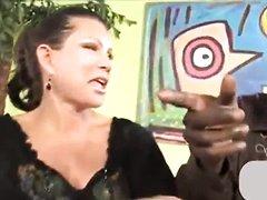 MATURE STEP MOM INTERRACIAL GANGBANG