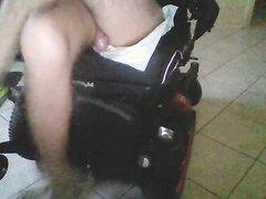 wheelchair masturbate
