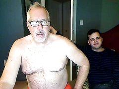 sucking daddy - boyfriend