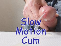 Slow Motion Cum