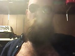 Bearded Cigar Man