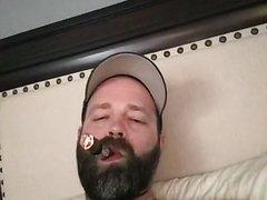 Sexy cigar bear