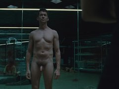 Simon Quarterman Full Frontal in  Westworld
