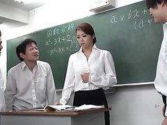 Maki Hojo lovely teacher 2
