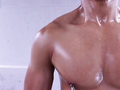 Hot Indo Boy nipple torture