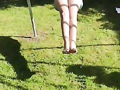 Swing nude