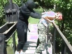 Ninja Ballbusting