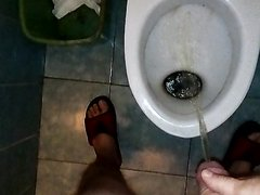 Morning piss - video 16