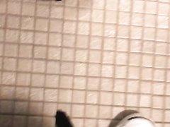 Gym Toilet Spy - video 2