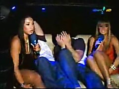 Panicat peida fedido numa limousine Fart Limo