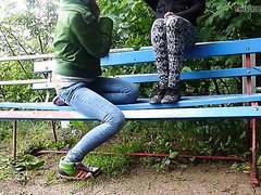 Park bench - video 2