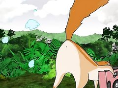 Cartoon Animal Farting Compilation