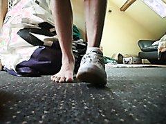 Bare Feet Twink