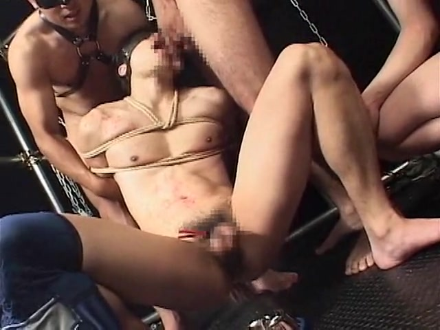 Gay Asian Bdsm - Thisvidcom-9051
