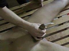 Asian master makes his slave cum twice (1/2)