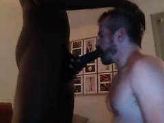 21 year old boy feeds me with horse dong and cum
