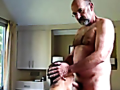 Mature lovers having some fun