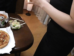 Busty classy Japanese babe drilled hard