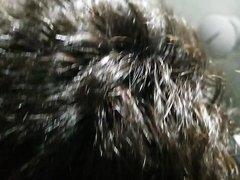 more hair playing
