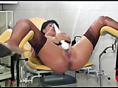 Hardcore sex and lots of squirting