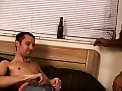 Twink drilled hard by a mature hunk