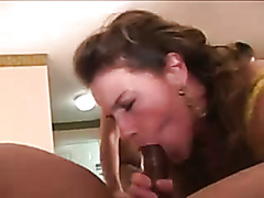 Horny white milfs and big black cocks