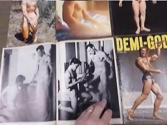 THE 'PHYSIQUE MAGAZINES' STORY