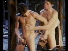 VINTAGE - BEHIND THE BARN DOOR (1976)