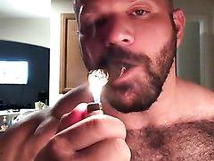 Muscle Bear Smokes