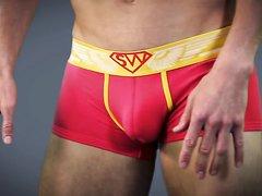 Supawear Underwear Campaign