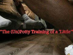 """""""The (Un)Potty Training of a 'Little'"""""""