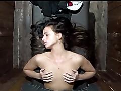 Teen guys fucking girls in an orgy